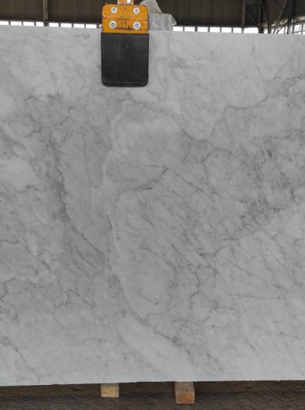 Bianco Carrara CD block 6472 slab 11 (2)