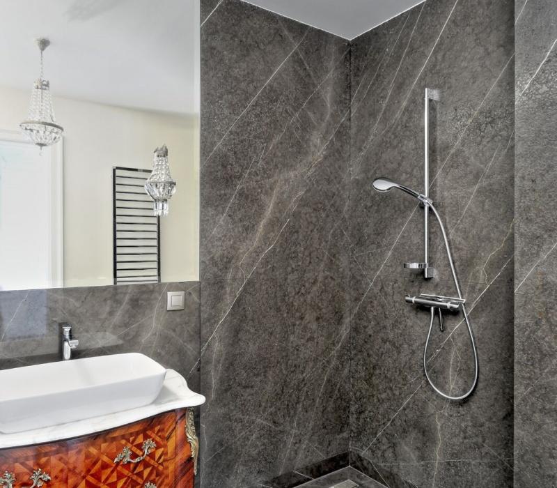 łazienka Pietra Grey