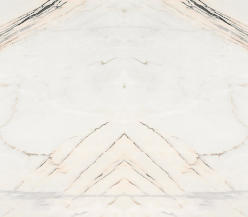 Bianco Aurora (odbicie lustrzane)