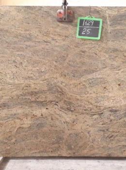 Fantasy Gold  5 cm block 1629 (slabs with rust) (slab 25)