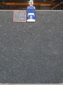 Steel Grey 5 cm pol block 127 slab 10