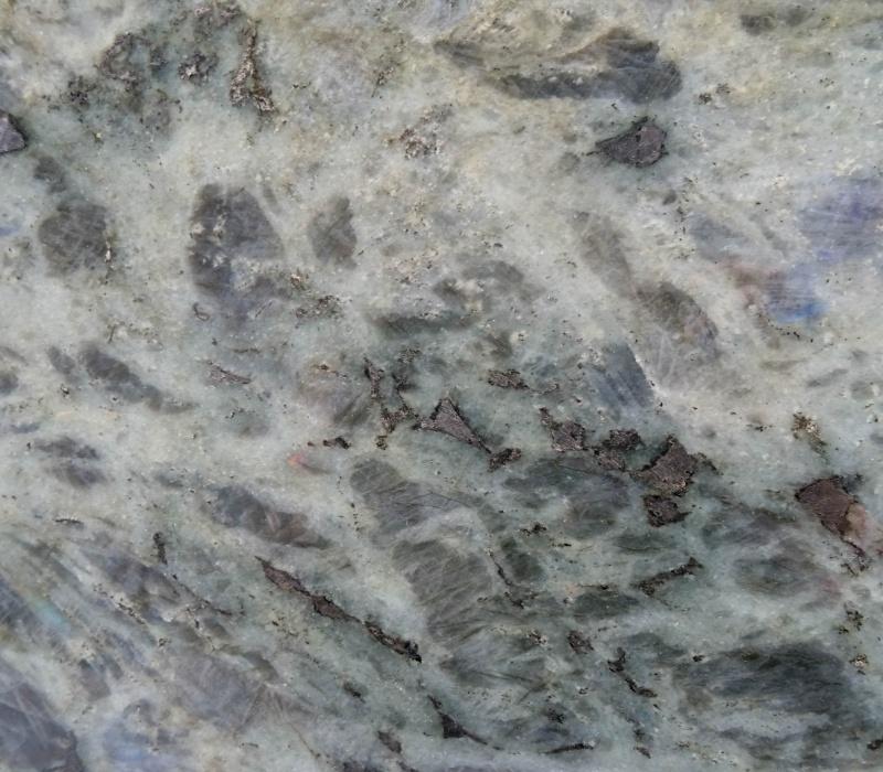Lemurian Blue detal 1